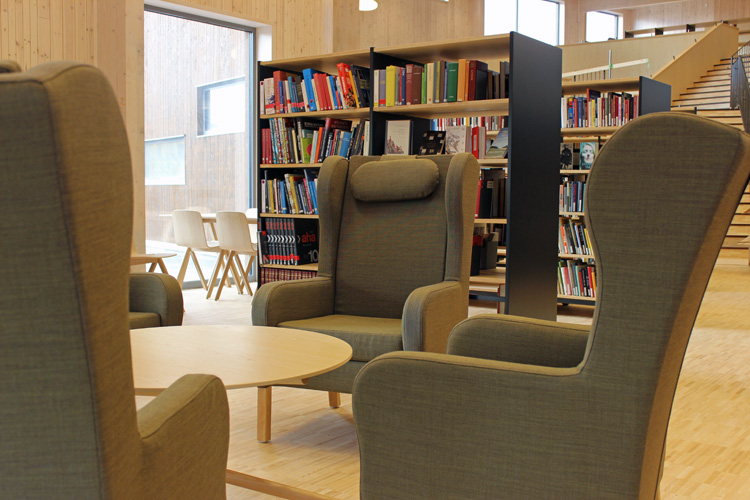 Askersund Biblioteca
